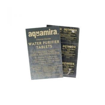 Aquamira Technologies Water Purifier Tablets