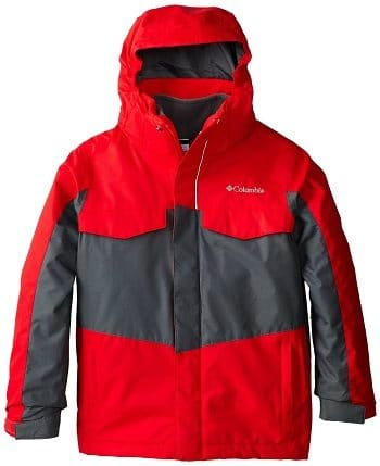 Columbia Sportswear Boy's Bugaboo Interchange Jacket