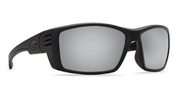 Costa Del Mar Cortez Blackout 580 Silver Mirror