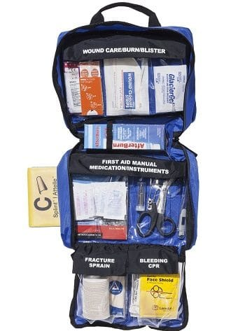 The Adventure Medical Kits Mountain Fundamentals First Aid Kit