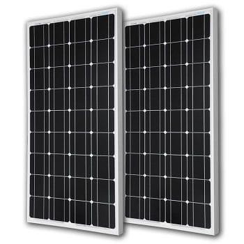 RENOGY 100 Watt 100w Monocrystalline Photovoltaic PV Solar Panel Module