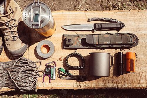 Individual Survival Kit