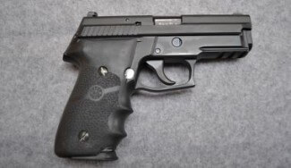 The Sig Sauer 9mm P229