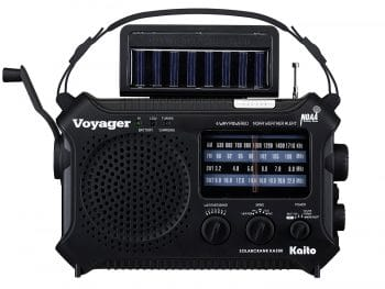 Solar-Powered-Radio