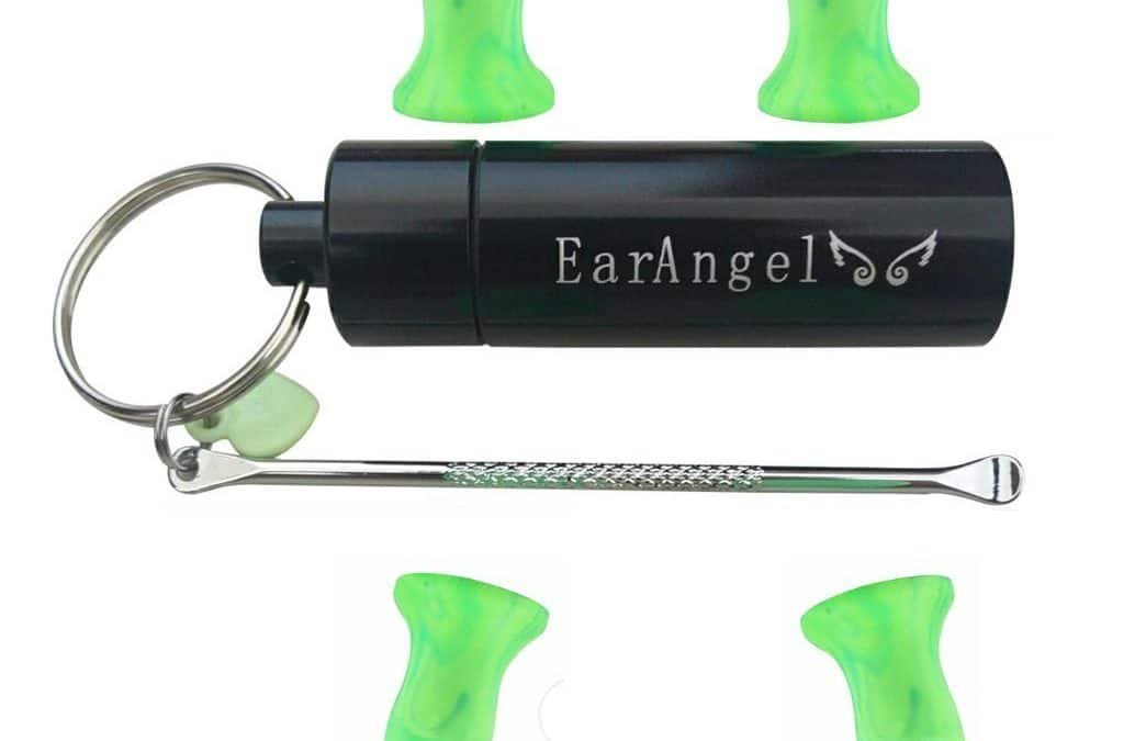Earplugs (2 sets)
