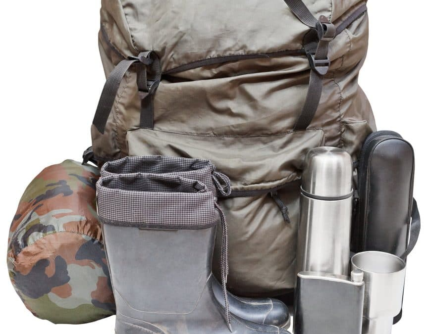 Building a Bug Out Bag for Day Z